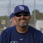 Pitching Coach Dave Brennan